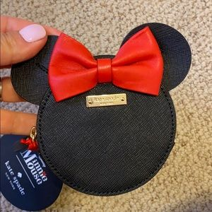 Kate Spade Minnie Mouse Coin Purse